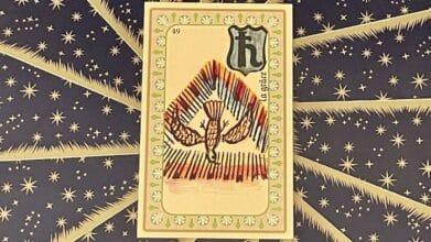 Grâce - carte n°49 - Oracle Belline