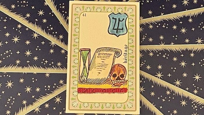 Héritage - carte n°41 - Oracle Belline