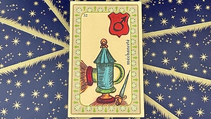 Méchanceté - Carte n°32 - Oracle Belline