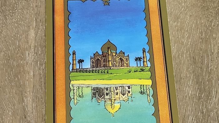 Palais tarot indira la vie de famille