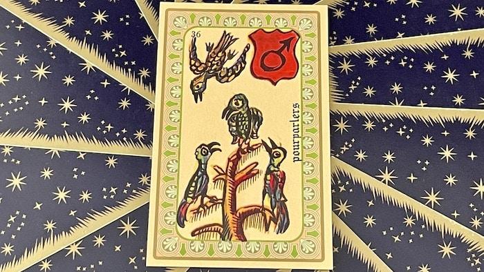 Pourparlers - carte n°36 - Oracle Belline