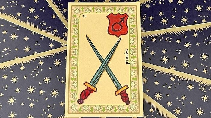 Procès - carte n°33 - Oracle Belline