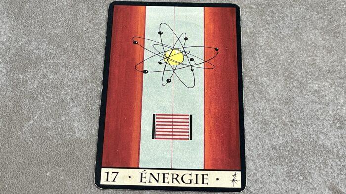 Oracle Triade Énergie - tirage rupture